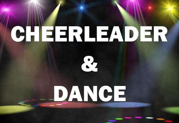 Cheerleader & Dance Events